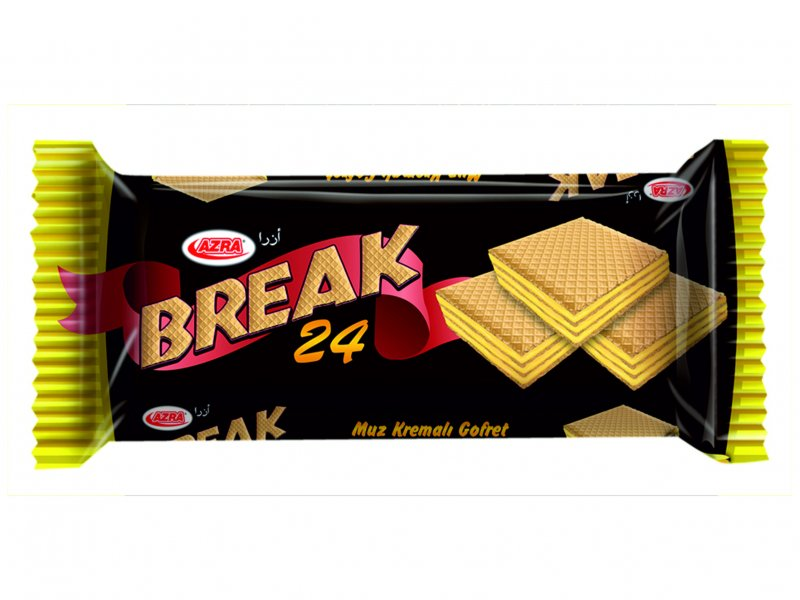 Break 24 Wafer