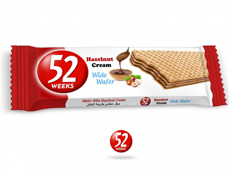 52 WEEKS Hazelnut