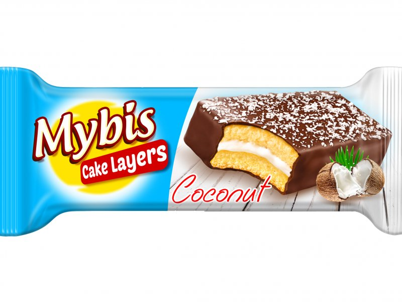 Mybis Layer Cake Coconut