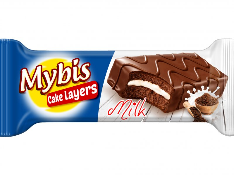 Mybis Layer Cake Milk