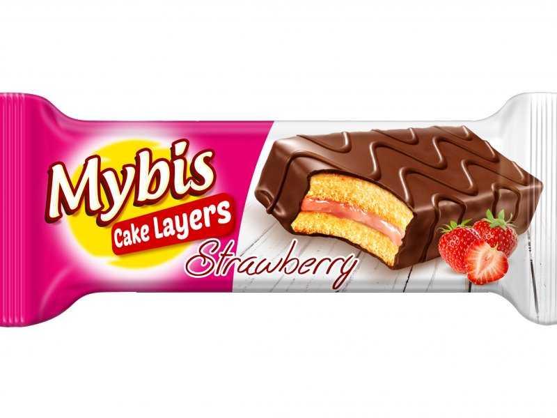 Mybis Layer Cake Strawberry